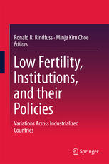 LowFertilityInstitutionsAndTheirPoliciesCover